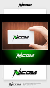 NICOM A Logo, Monogram, or Icon  Draft # 718 by asuedan