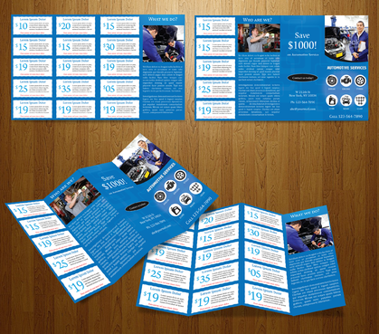 Coupon Book Marketing collateral Winning Design by pivotal