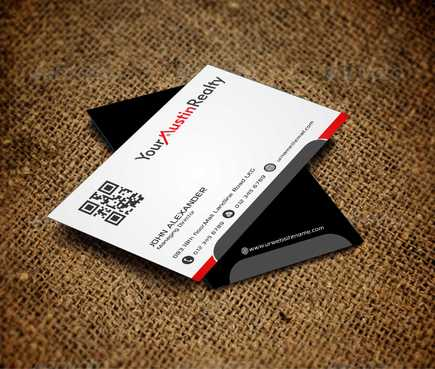 Your Austin Realty Business Cards and Stationery  Draft # 257 by DesignBlast