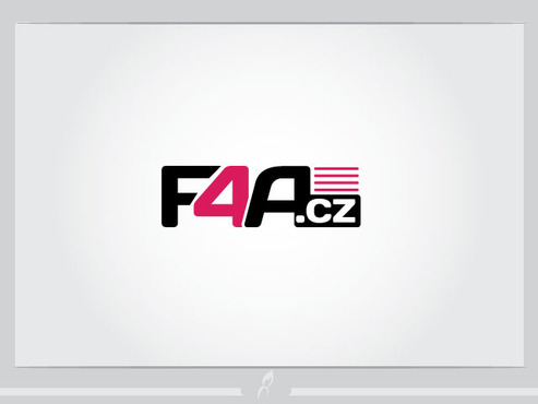 F4A.cz A Logo, Monogram, or Icon  Draft # 50 by Logoziner