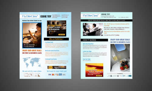 flyer designs need to be created in ai vector format Marketing collateral  Draft # 12 by Kaiza