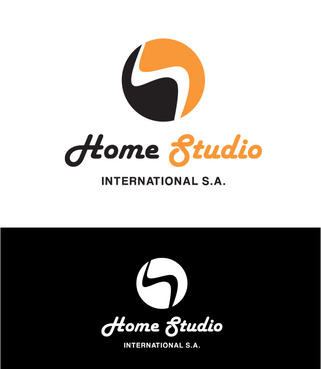 Home Studio International S.A. A Logo, Monogram, or Icon  Draft # 19 by fkreationz