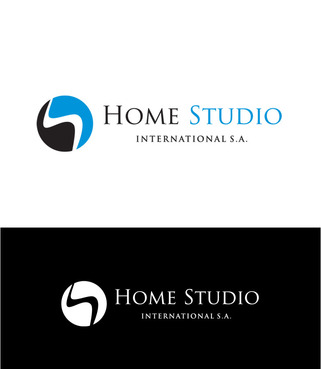 Home Studio International S.A. A Logo, Monogram, or Icon  Draft # 20 by fkreationz