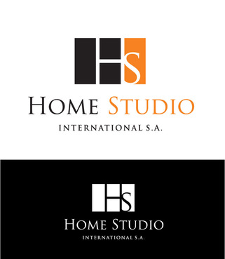 Home Studio International S.A. A Logo, Monogram, or Icon  Draft # 21 by fkreationz
