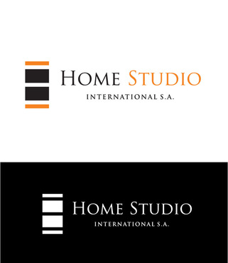 Home Studio International S.A. A Logo, Monogram, or Icon  Draft # 22 by fkreationz