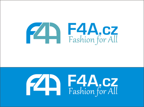 F4A.cz A Logo, Monogram, or Icon  Draft # 67 by assay