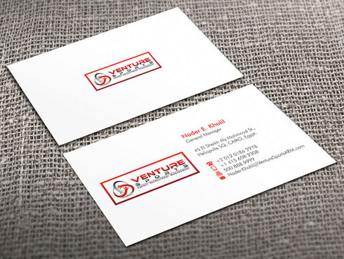 Logo and Stationary Competition Business Cards and Stationery  Draft # 1 by Xpert