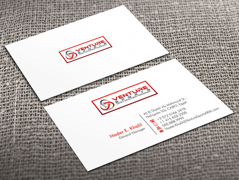 Logo and Stationary Competition Business Cards and Stationery  Draft # 2 by Xpert