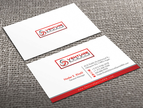 Logo and Stationary Competition Business Cards and Stationery  Draft # 3 by Xpert
