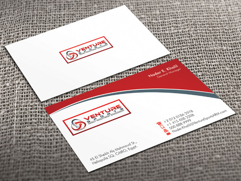 Logo and Stationary Competition Business Cards and Stationery  Draft # 5 by Xpert