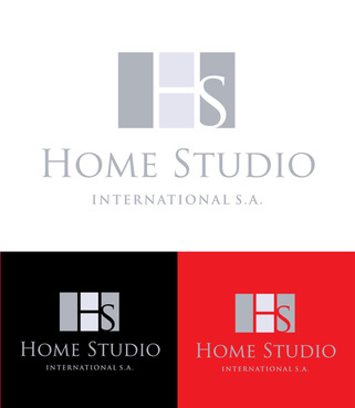 Home Studio International S.A. A Logo, Monogram, or Icon  Draft # 23 by fkreationz