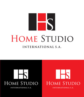 Home Studio International S.A. A Logo, Monogram, or Icon  Draft # 24 by fkreationz