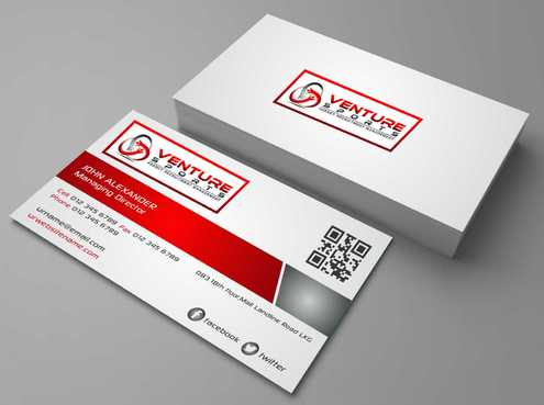 Logo and Stationary Competition Business Cards and Stationery  Draft # 86 by DesignBlast