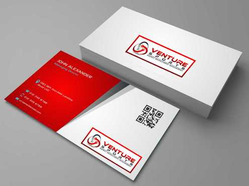 Logo and Stationary Competition Business Cards and Stationery  Draft # 102 by DesignBlast