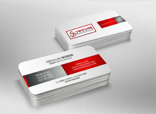 Logo and Stationary Competition Business Cards and Stationery  Draft # 106 by DesignBlast
