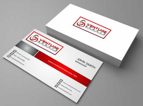 Logo and Stationary Competition Business Cards and Stationery  Draft # 108 by DesignBlast