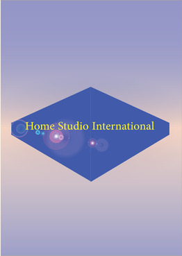 Home Studio International S.A. A Logo, Monogram, or Icon  Draft # 25 by HICHEM01