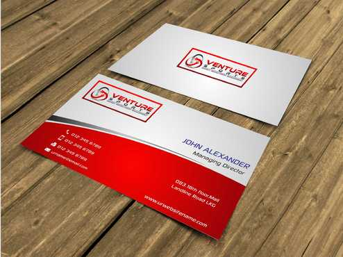 Logo and Stationary Competition Business Cards and Stationery  Draft # 178 by Dawson