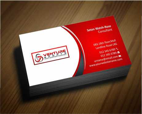 Logo and Stationary Competition Business Cards and Stationery  Draft # 188 by Dawson