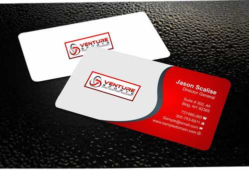 Logo and Stationary Competition Business Cards and Stationery  Draft # 192 by Dawson