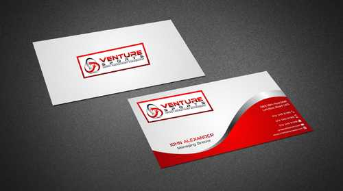 Logo and Stationary Competition Business Cards and Stationery  Draft # 193 by Dawson