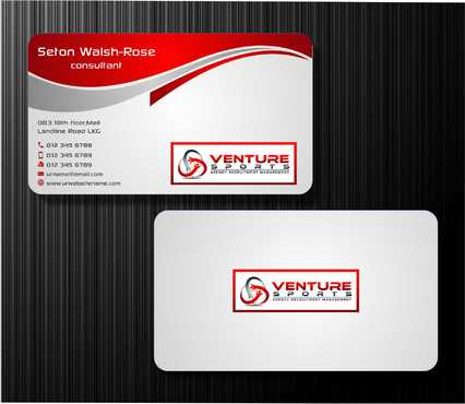 Logo and Stationary Competition Business Cards and Stationery  Draft # 199 by Dawson