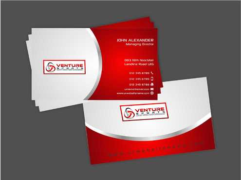 Logo and Stationary Competition Business Cards and Stationery  Draft # 206 by Dawson