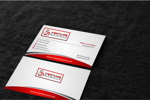Logo and Stationary Competition Business Cards and Stationery  Draft # 226 by Dawson
