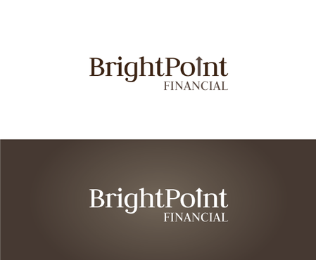 BrightPoint Financial A Logo, Monogram, or Icon  Draft # 33 by peppermint