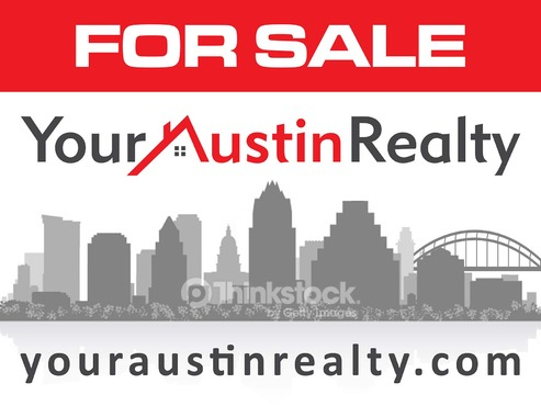 FOR SALE Your Austin Realty Marketing collateral Winning Design by DJJOHN