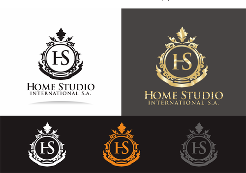 Home Studio International S.A. A Logo, Monogram, or Icon  Draft # 32 by HOCK3Y