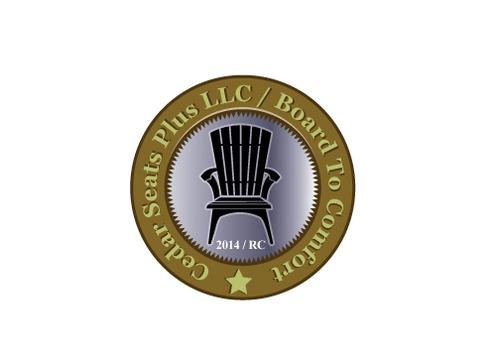 Cedar Seats Plus LLC / Board To Comfort / 2014 / RC A Logo, Monogram, or Icon  Draft # 4 by timefortheweb