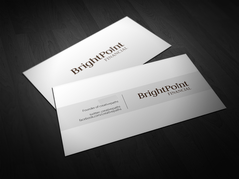 BrightPoint Financial A Logo, Monogram, or Icon  Draft # 92 by peppermint