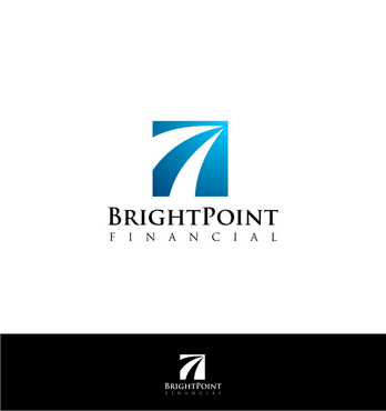 BrightPoint Financial A Logo, Monogram, or Icon  Draft # 115 by veedesign
