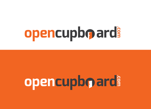 OpenCupboard.com A Logo, Monogram, or Icon  Draft # 6 by neonlite