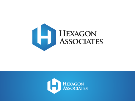 Hexagon Associates A Logo, Monogram, or Icon  Draft # 48 by falconisty