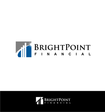 BrightPoint Financial A Logo, Monogram, or Icon  Draft # 218 by veedesign