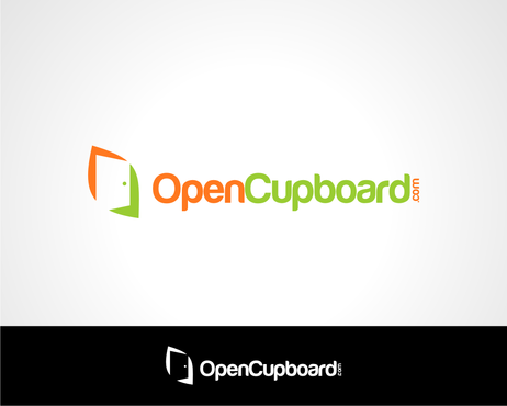 OpenCupboard.com A Logo, Monogram, or Icon  Draft # 7 by veedesign
