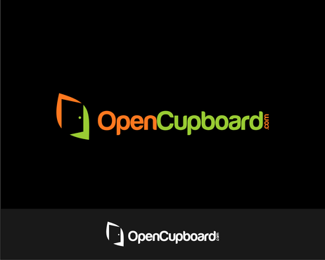 OpenCupboard.com A Logo, Monogram, or Icon  Draft # 8 by veedesign