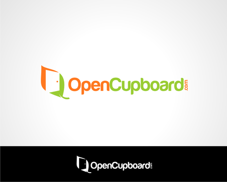 OpenCupboard.com A Logo, Monogram, or Icon  Draft # 9 by veedesign
