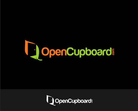 OpenCupboard.com A Logo, Monogram, or Icon  Draft # 10 by veedesign