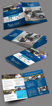 Porter, Valet and Detail/Car Wash Marketing collateral  Draft # 11 by Achiver