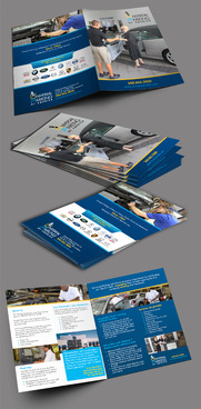 Porter, Valet and Detail/Car Wash Marketing collateral  Draft # 12 by Achiver