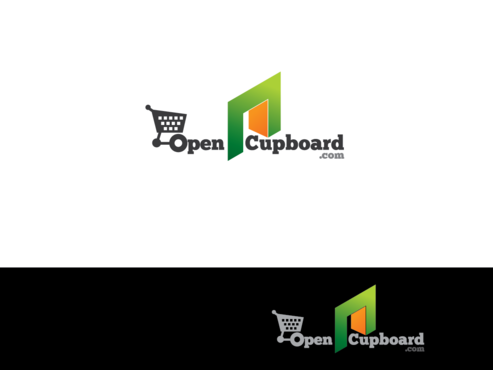 OpenCupboard.com A Logo, Monogram, or Icon  Draft # 12 by Rajeshpk