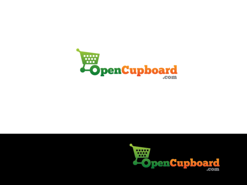 OpenCupboard.com A Logo, Monogram, or Icon  Draft # 13 by Rajeshpk