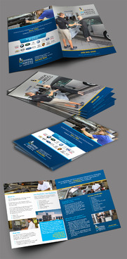 Porter, Valet and Detail/Car Wash Marketing collateral  Draft # 14 by Achiver