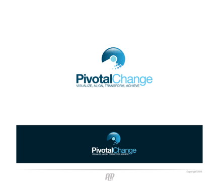 Pivotal Change A Logo, Monogram, or Icon  Draft # 5 by apstudio