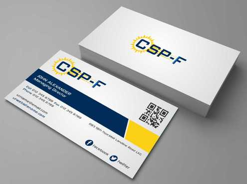 Business cards Business Cards and Stationery  Draft # 87 by DesignBlast