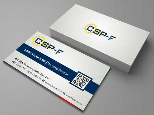 Business cards Business Cards and Stationery  Draft # 89 by DesignBlast