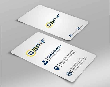 Business cards Business Cards and Stationery  Draft # 92 by DesignBlast